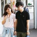 ラコステ ポロシャツ 半袖 メンズ L1212 【日本製】〔SFT〕