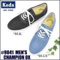 【送料無料】 Ked's (ケッズ) メンズ スニーカー チャンピオン オックスフォード デニム 9041 〔SK〕
