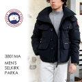 【2017年8月~11月入荷予定】【交換送料無料】 カナダグース メンズ ダウンジャケット セルカーク CANADA GOOSE #3801MA MEN'S SELKIRK PARKA FF 〔SK〕