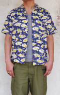 FIVE BROTHER ハワイアンシャツ
