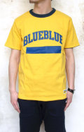 BLUEBLUE RUSSELL REVERSIBLE S/S TEE