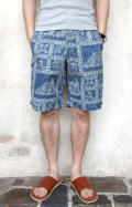 BLUEBLUE RAYNSPOONER HAWAIAN SHORTS