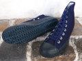 BLUEBLUE MOONSTAR INDIGO GERMAN CLOTH TRAINING HI/ムーンスター インディゴジャーマンクロス トレーニングハイ