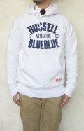 BLUEBLUE RUSSELL USAプルパーカ