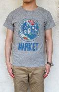 H.R.MARKET HT300 HR MOUNTAIN Tシャツ メンズ