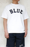 BLUE BLUE RUSSELL PATCH S/S T-SHIRTS ラッセル パッチ Tシャツ メンズ