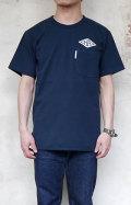 H.R.MARKET CS1549 HRワッペン リングTシャツ メンズ
