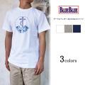 BLUE BLUE ブルーブルー サークルアンカーTシャツ