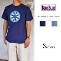 BLUE BLUE ブルーブルー NT190 コンパスTシャツ