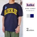 BLUE BLUE ブルーブルー RUSSELL タックル Tシャツ