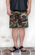 "GUNG HO ガンホー 4POCKET FATIGUE 10""SHORT ファティーグショーツ ベイカーショーツ  ミリタリーパンツ 軍パン"