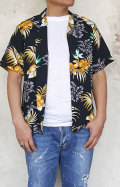 TWO PALMS ハワイアンシャツ