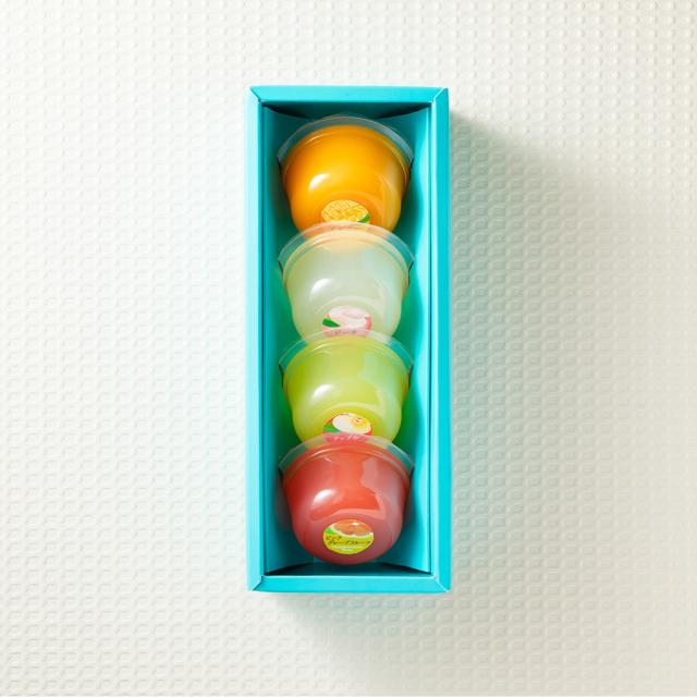 果実のジュレギフト〈4個〉