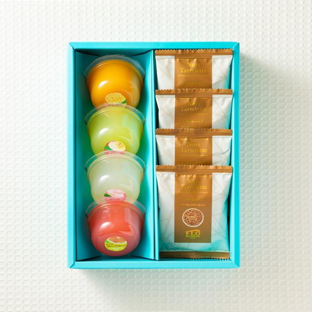 果実のジュレ&焼き菓子ギフト