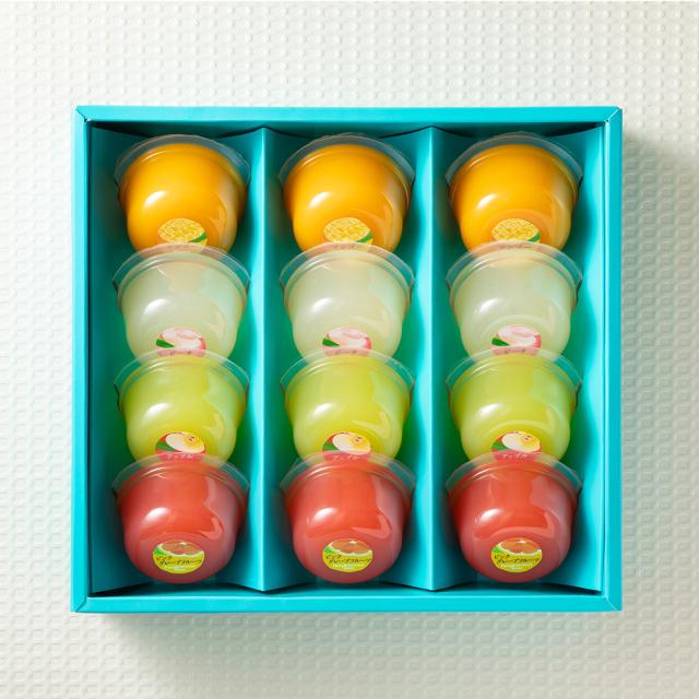 果実のジュレギフト〈12個〉