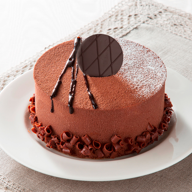 ほんのりビターなチョコレートケーキ~ショコラアメール~<冷凍>【送料込】