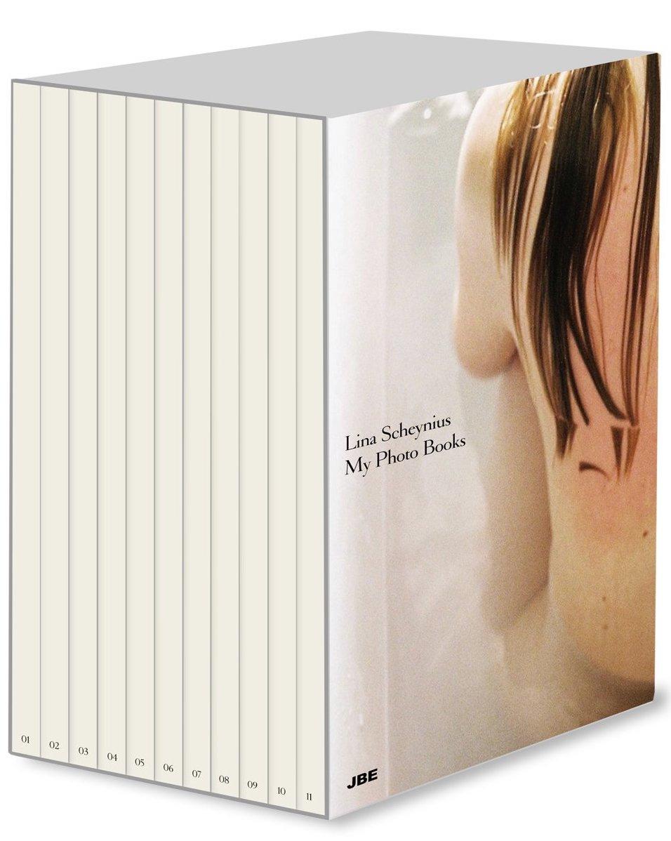 【予約商品】リナ・シェイニウス写真集: LINA SCHEYNIUS: MY PHOTO BOOKS