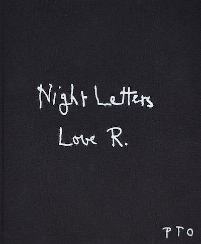 【古本】ロジャー・ヒルトン作品集: ROGER HILTON: NIGHT LETTERS