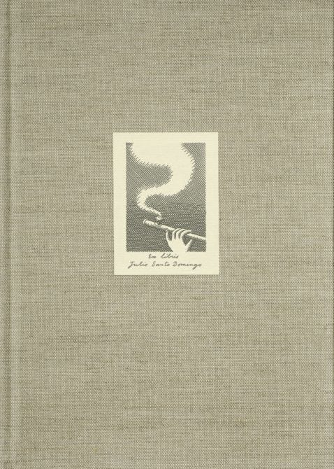 ALTERED STATES: THE LIBRARY OF JULIO SANTO DOMINGO