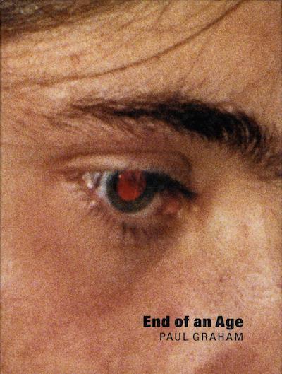 【古本】ポール・グラハム写真集: PAUL GRAHAM: END OF AN AGE
