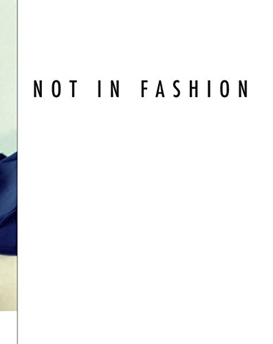 【古本】NOT IN FASHION: PHOTOGRAPHY AND FASHION IN 90S