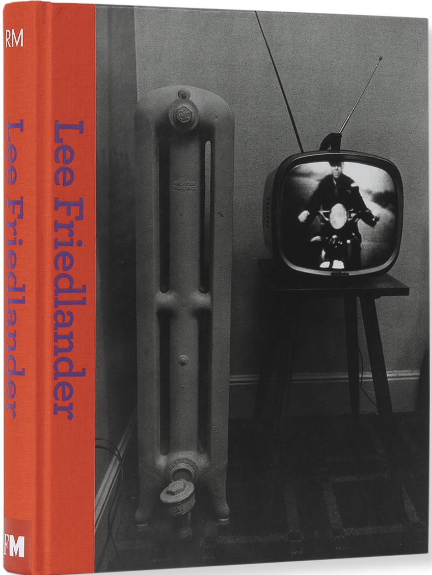 リー・フリードランダー写真集: LEE FRIEDLANDER 【輸入時の角の潰れアリ】