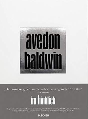 リチャード・アヴェドン: ジェイムズ・ボールドウィン写真集: RICHARD AVEDON & JAMES BALDWIN: IM HINBLICK【ドイツ語版】