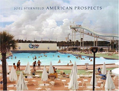 【古本】ジョエル・スタンフェルド写真集: JOEL STERNFELD: AMERICAN PROSPECTS
