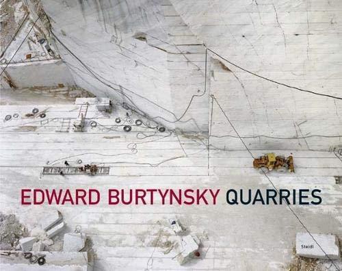 【古本】エドワード・バーティンスキー写真集: EDWARD BURTYNSKY: QUARRIES