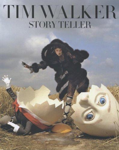 【古本】ティム・ウォーカー写真集: TIM WALKER: STORY TELLER