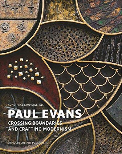 ポール・エヴァンス: PAUL EVANS: CROSSING BOUNDARIES AND CRAFTING MODERNISM