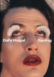 ダフィ・ハガイ写真集: DAFY HAGAI: SPRING