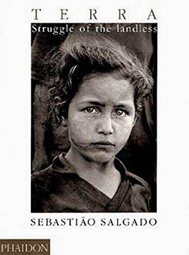 【古本】セバスチャン・サルガド写真集: SEBASTIAO SALGADO: TERRA: STRUGGLE OF THE LANDLESS