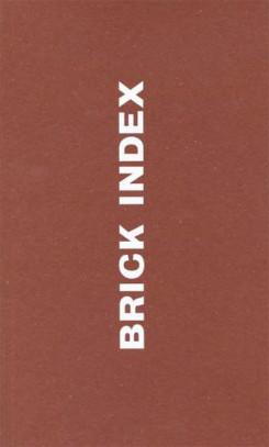 BRICK INDEX (REPRINTED)