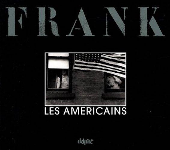 【古本】ロバート・フランク写真集: アメリカンズ: ROBERT FRANK: LES AMERICANS 【フランス語版】