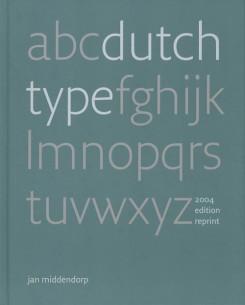 DUTCH TYPE (REPRINT)