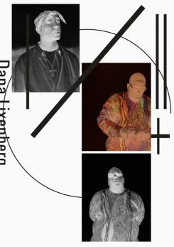 ダナ・ルクセンブルグ写真集: DANA LIXENBERG: TUPAC BIGGIE