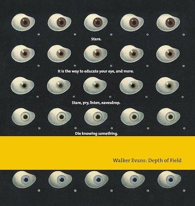ウォーカー・エヴァンス写真集: WALKER EVANS: DEPTH OF FIELD