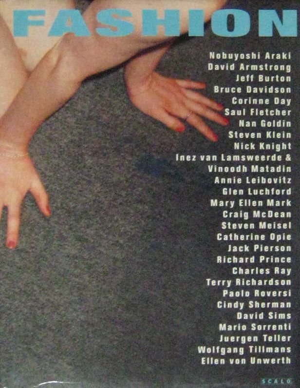 【古本】90年代のファッション写真: FASHION: PHOTOGRAPHY OF THE NINETIES