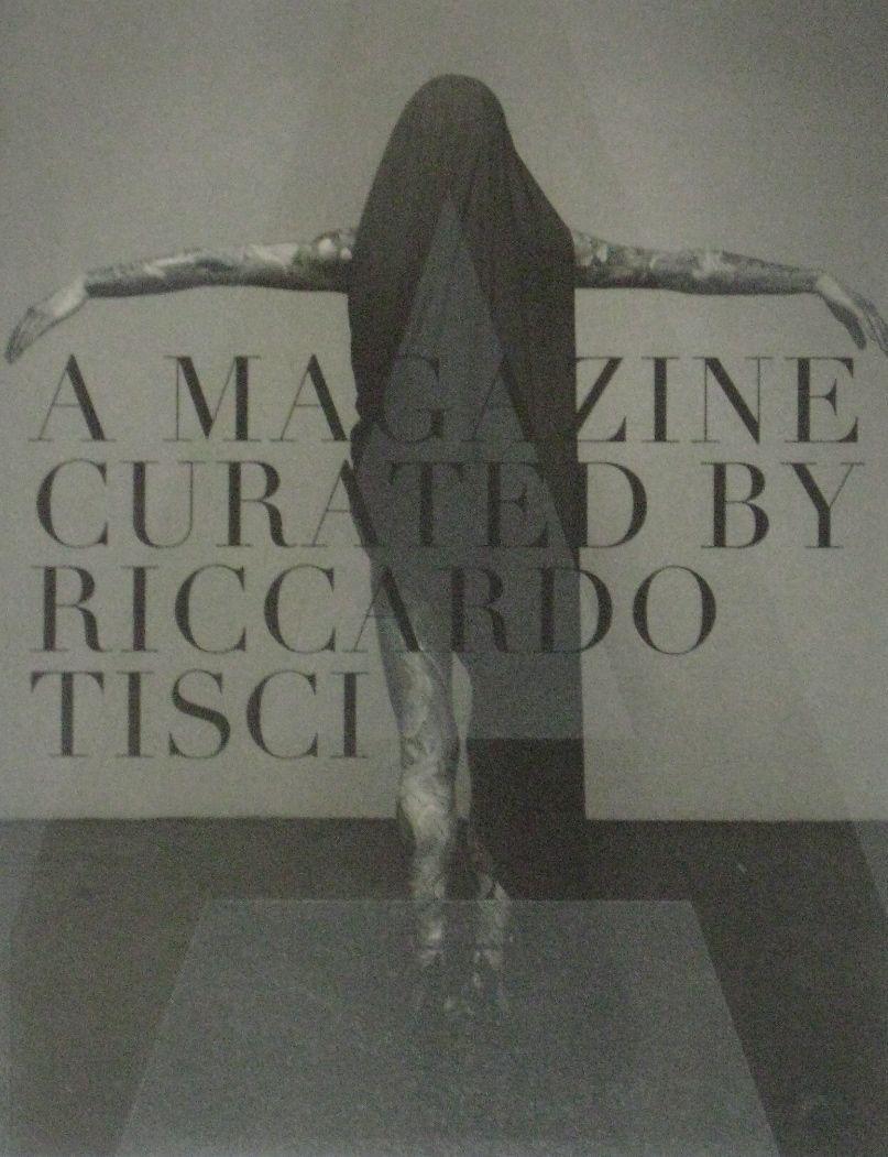 【古本】A MAGAZINE #8 CURATED BY RICCARDO TISCI リカルド・ティッシ