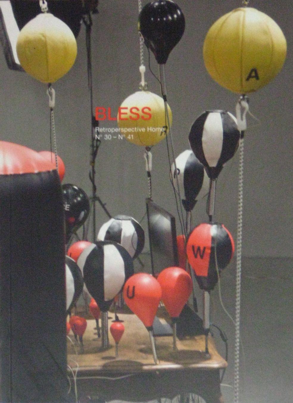 【古本】ブレス作品集: BLESS RETROPERSPECTIVE HOME NO.30 - NO.41