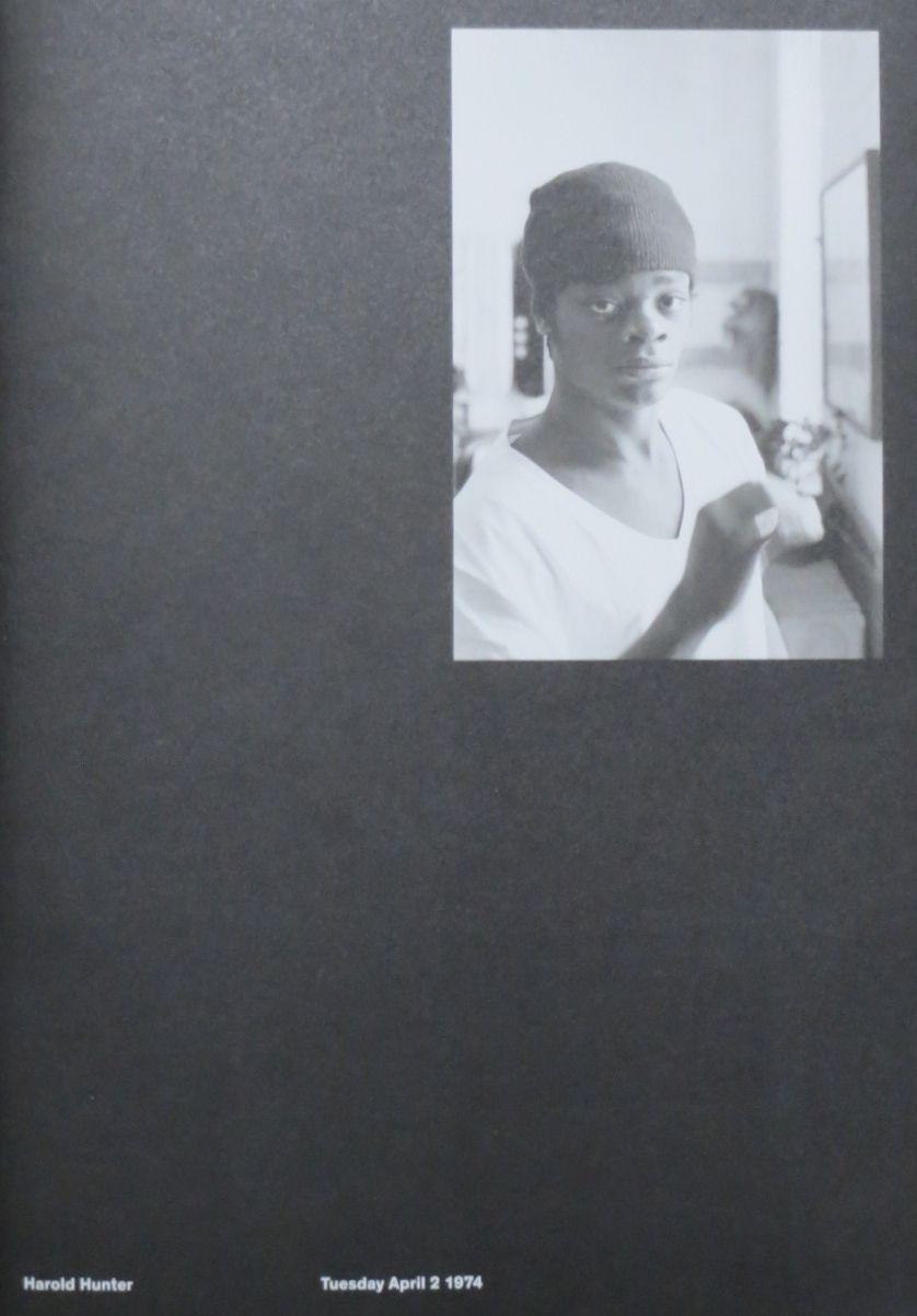 【古本】トッド・ジョーダン写真集: TODD JORDAN: HAROLD HUNTER