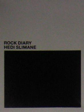 【古本】エディ・スリマン写真集: HEDI SLIMANE: ROCK DIARY