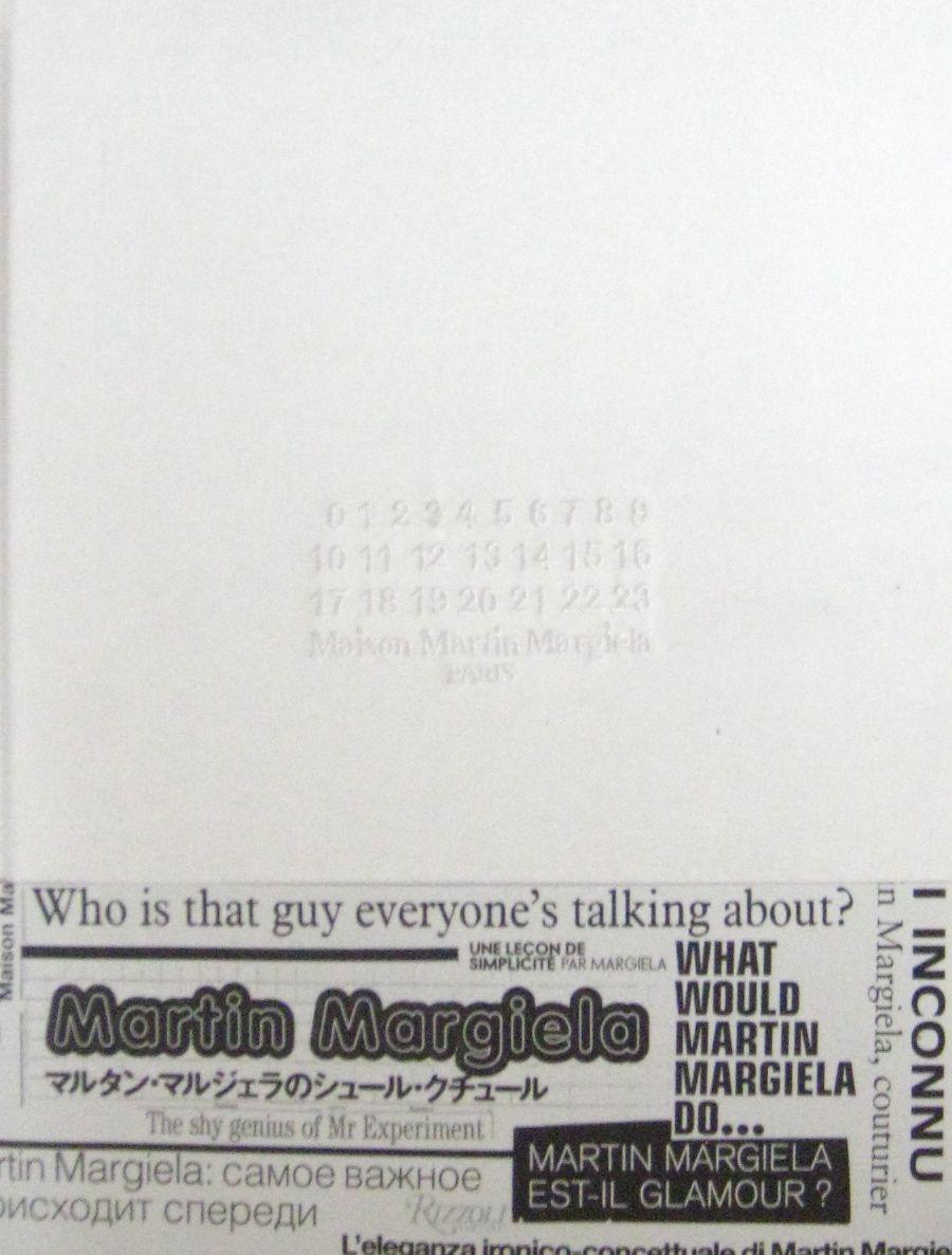 【古本】マルタン・マルジェラ作品集: MAISON MARTIN MARGIELA