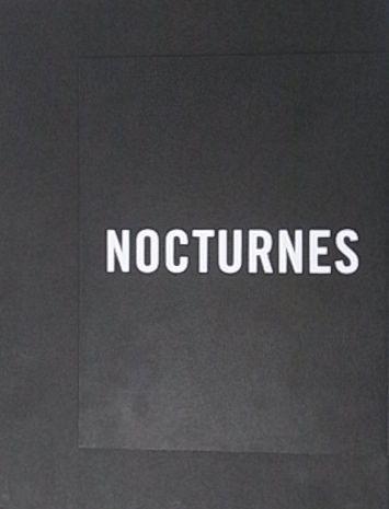 【古本】AM PROJECTS写真集 : NOCTURNES