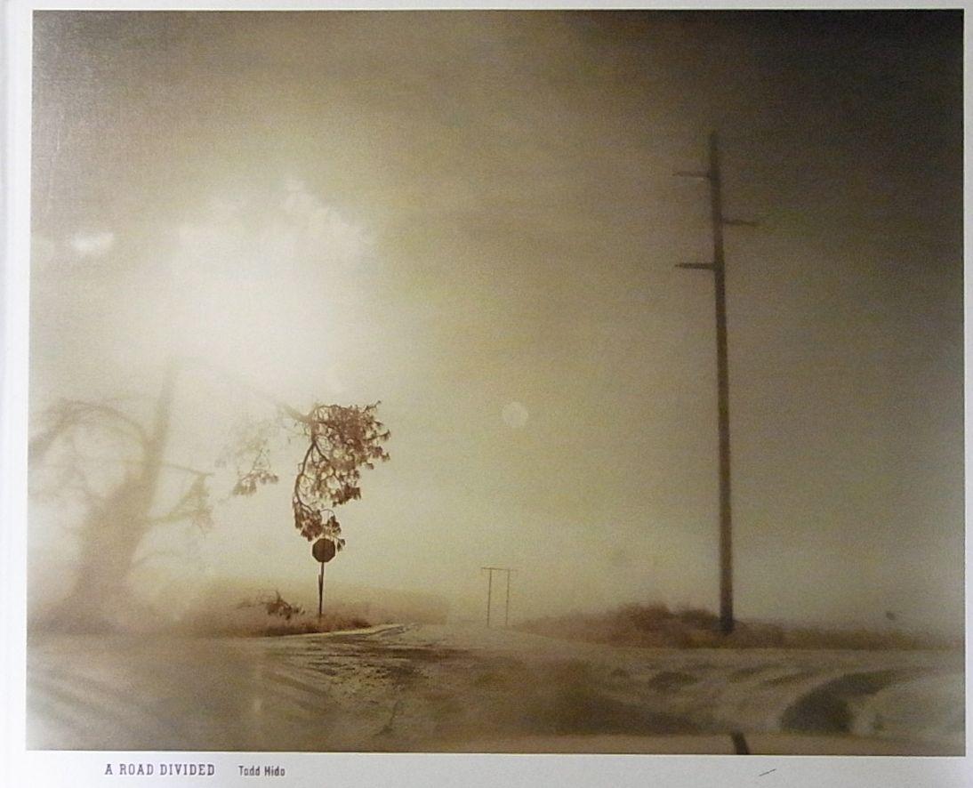 【古本】トッド・ハイド写真集: TODD HIDO: A ROAD DIVIDED