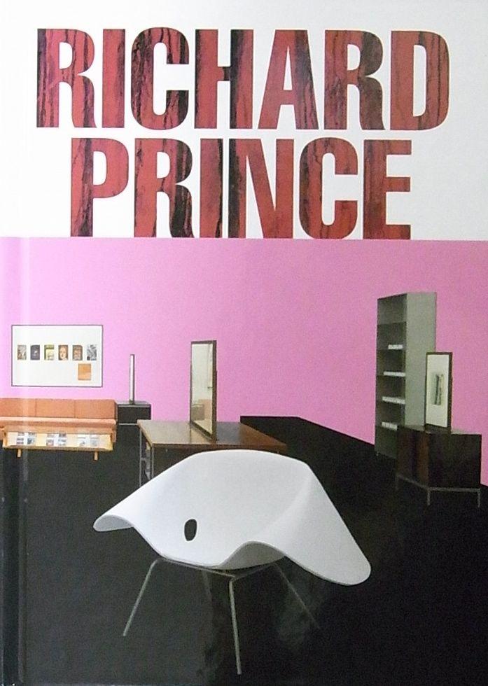 RICHARD PRINCE:リチャード・プリンス展図録