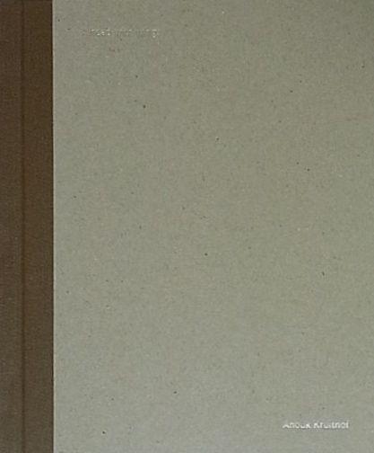 【古本】アヌーク・クルイトフ写真集: ANOUK KRUITHOF: A HEAD WITH WINGS