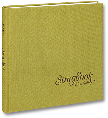 【古本】アレック・ソス写真集 : ALEC SOTH : SONGBOOK