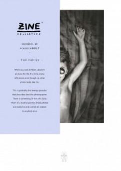 【古本】アラン・ラボワール写真集 : ZINE COLLECTION NO.19 :FAMILY by ALAIN LABOILE【プリント付】